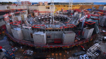 ITER - The next generation Fusion research device