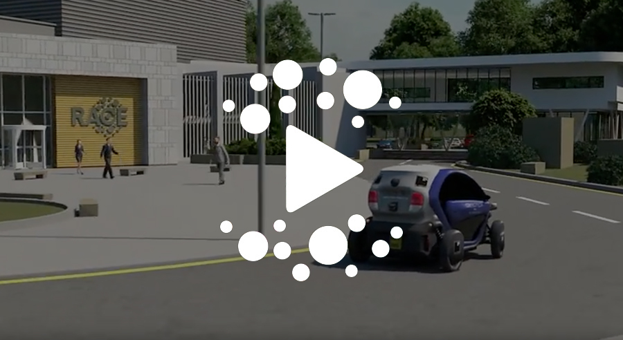 Culham Autonomous Vehicles Video