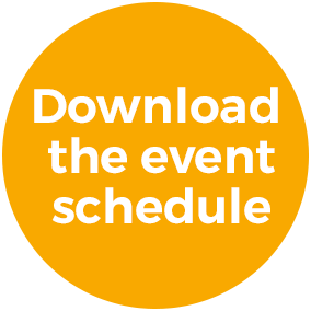 Download the event schedule here