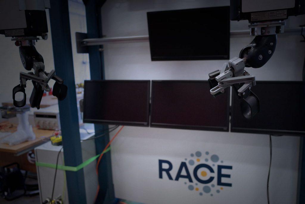 uk robotics - race responds to Theresa May
