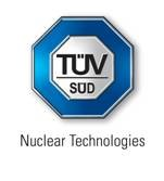 TUV SUD Nuclear Technologies logo