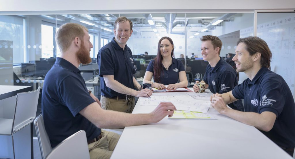 RACE Employee Meeting
