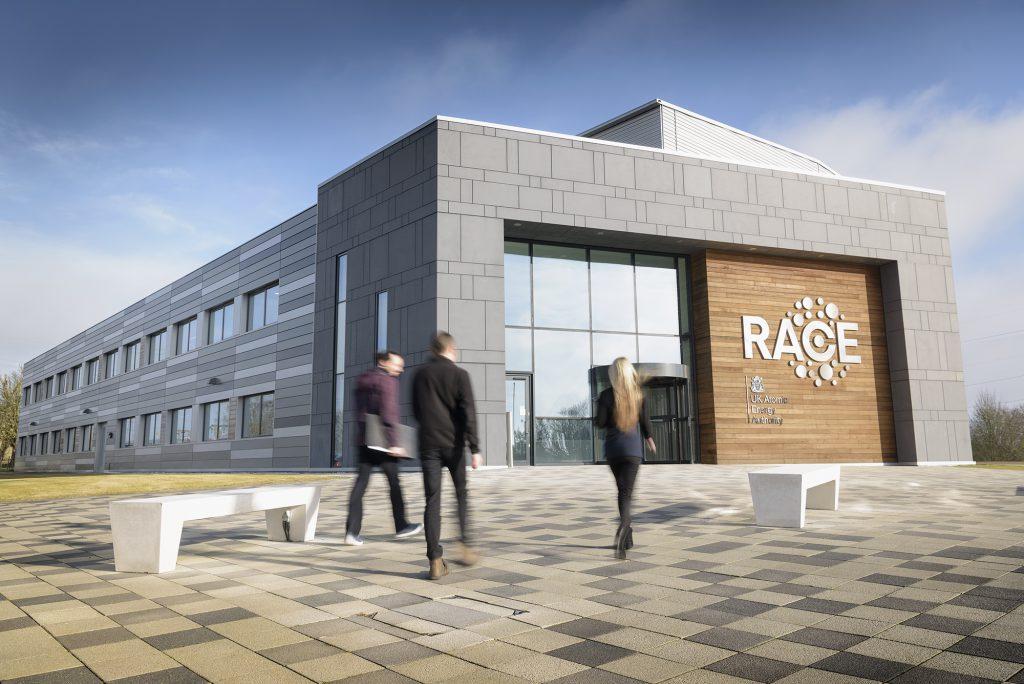 RACE Building Exterior