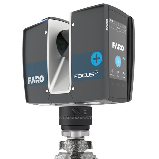 FARO Focus S
