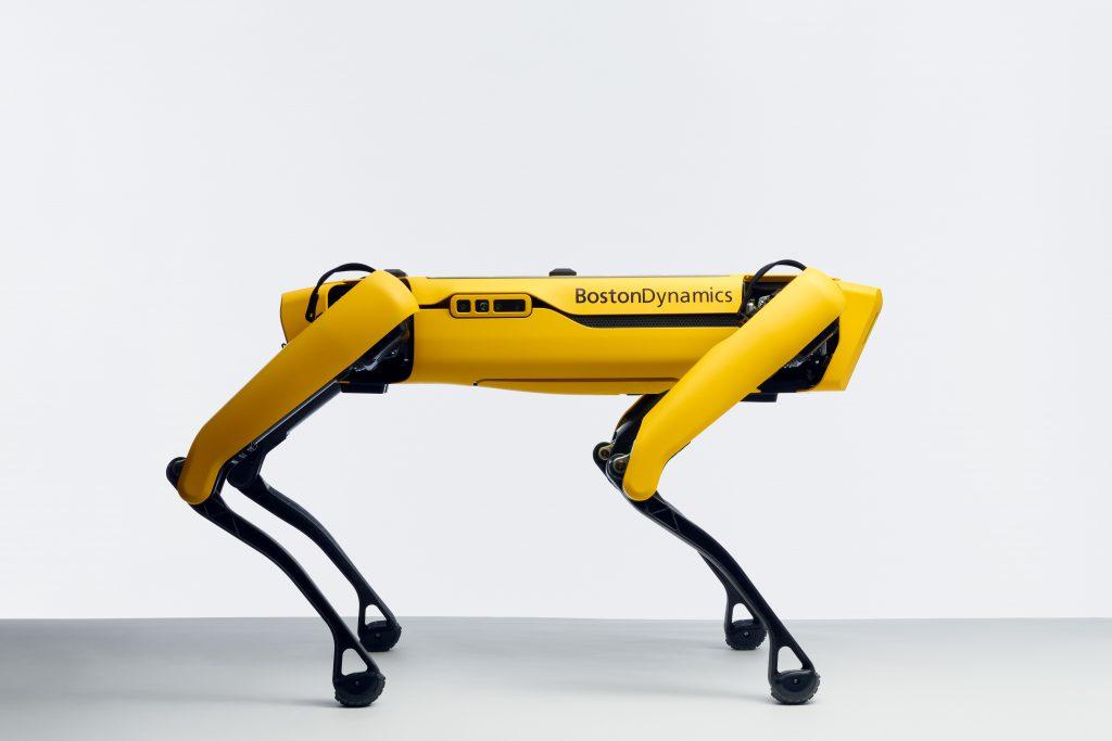 RACE's Boston Dynamics Spot Dog Robot