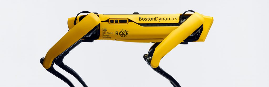 RACE's Boston Dynamics Spot Dog Robot