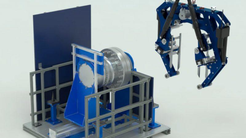 VVPSS prototype remote maintenance strategy